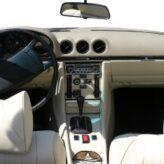 Čištění interiéru aut