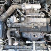 Prasklá hlava motoru