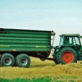 Vlek za traktor